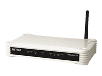 AirStation Wireless-G Broadband ADSL2+ Modem Router WBMR-G54