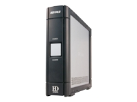 DriveStation TurboUSB HD-HS1.0TU2/F - hard drive - 1 TB - Hi-Speed USB