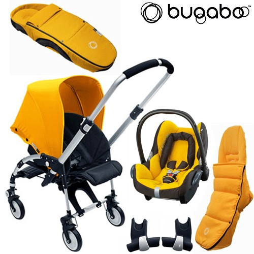 Bee Package 2 - Pushchair Cabriofix Car Seat