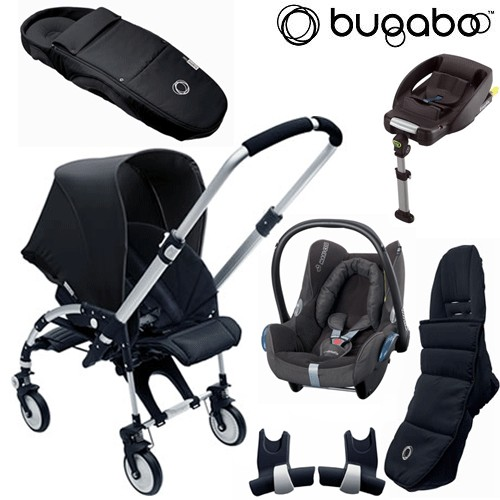 Bee Package 3 - Pushchair Cabriofix Car Seat