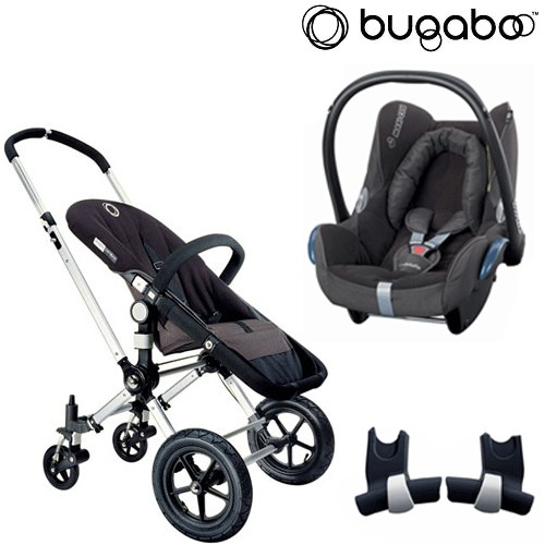 Cameleon Package 1 - Pushchair Cabriofix and