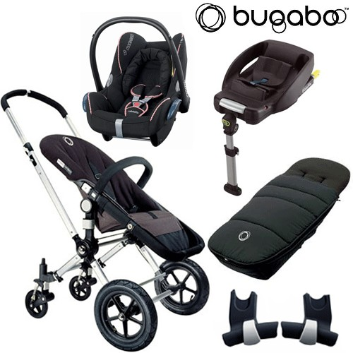 Cameleon Package 3 - Pushchair Cabriofix