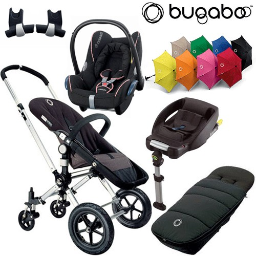Cameleon Package 4 - Pushchair Cabriofix