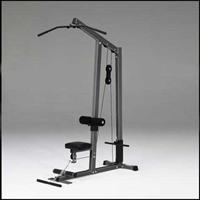 Life Fitness Lat Machine