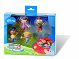 Disney Little Einsteins 4 Figure Gift Box