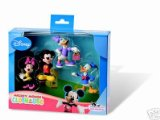 Disney Mickey Mouse Club House 4 Figure Gift Box