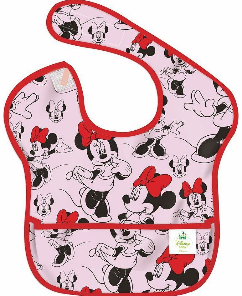 Super Bib Disney Minnie Mouse 2014