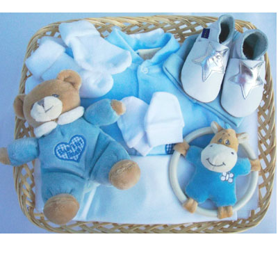 Boy Basket