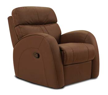 Eagle Malmo Leather Reclining Armchair - WHILE STOCKS LAST!