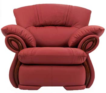 Eagle Marquis Leather Armchair