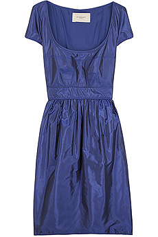 Ida taffeta dress