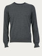 KNITWEAR LIGHT GREY M