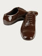 SHOES BROWN 7 UK BUR-U-3444471