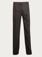 TROUSERS BROWN 48 EU