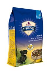 Supa Dog Adult Chicken (15kg)