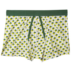 1 Pack Geometric Print Trunks