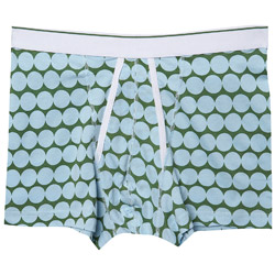 1PK Polka Dot Trunks