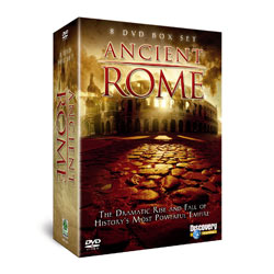 Ancient Rome 8 DVD Box Gift Set