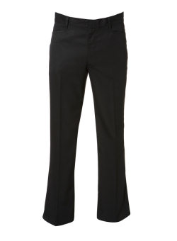 Black 5 Pocket Smart Trouser
