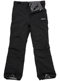 Black Dare 2 B Ski Trousers