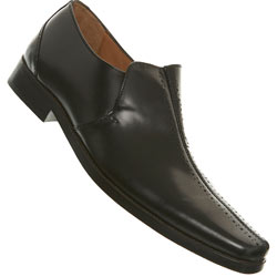 Black Formal Loafers