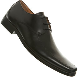 Black Formal Tie Shoes