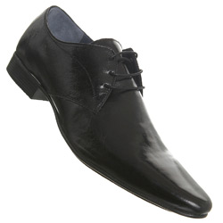 Black Point Lace Up Shoe