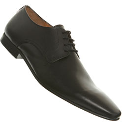 Black Point Lace Up Shoes