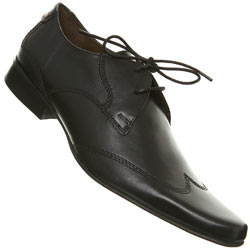 Black Point Wing Tip Shoes