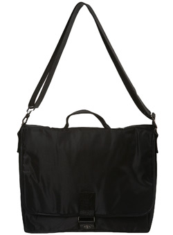 Black Smart Despatch Bag