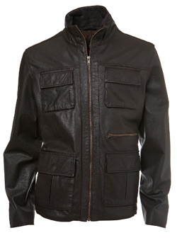 Brown Premium Leather Jacket
