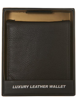 Brown Premium Leather Wallet