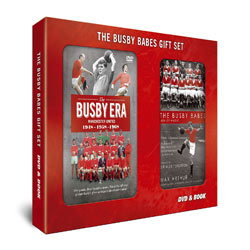 Busby Babes Book and DVD Gift Set