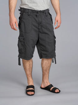 Cargo Short Dark Grey