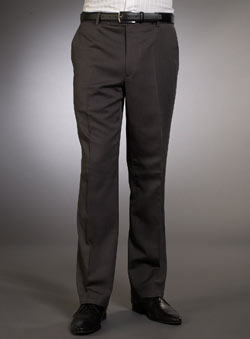 Charcoal Grey Premium Trousers