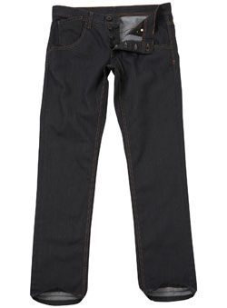 Dark Clean Tapered Slim Jeans