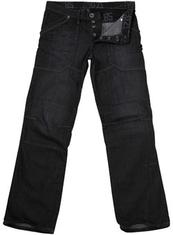Dark Worker Straight Denim Jeans
