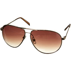 Gold Coloured Aviators