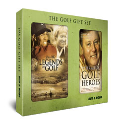 Golf Book and Gift Set