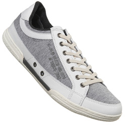 Grey Cupsole Sports Trainers