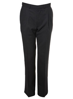 Grey Heritage `rince of Wales`Check Suit Trousers