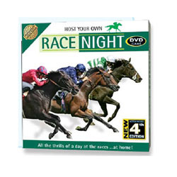 Horse Race Night 4th Edition Quiz Game