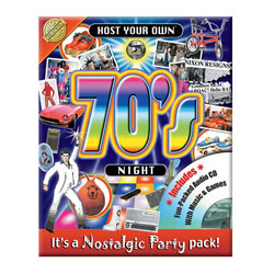 Host Your Own 70` Night Quiz Game