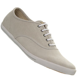 Ice Suede Lace Up Sports Shoe