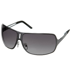 Large Metal Frame Sunglasses