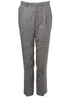 Light Grey Price Of Wales Trousers