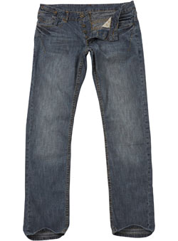 Light Weight Tapered Jeans