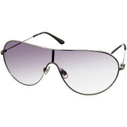 Metal Visor Sunglasses
