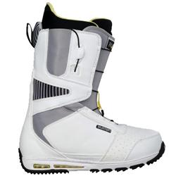 Ruler Snow Boots - White/Blk/Yellow