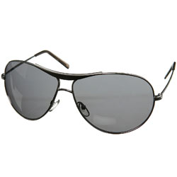 Silver Smoke Aviator